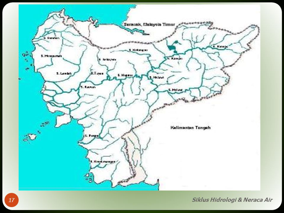 Siklus Hidrologi & Neraca Air