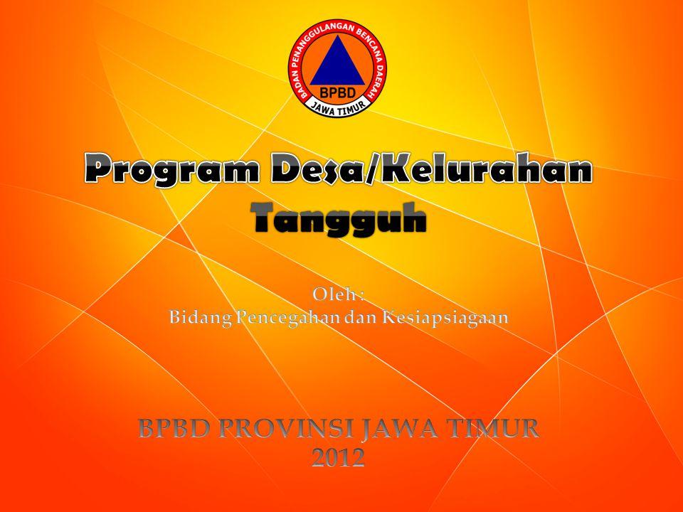 Program Desa/Kelurahan Tangguh