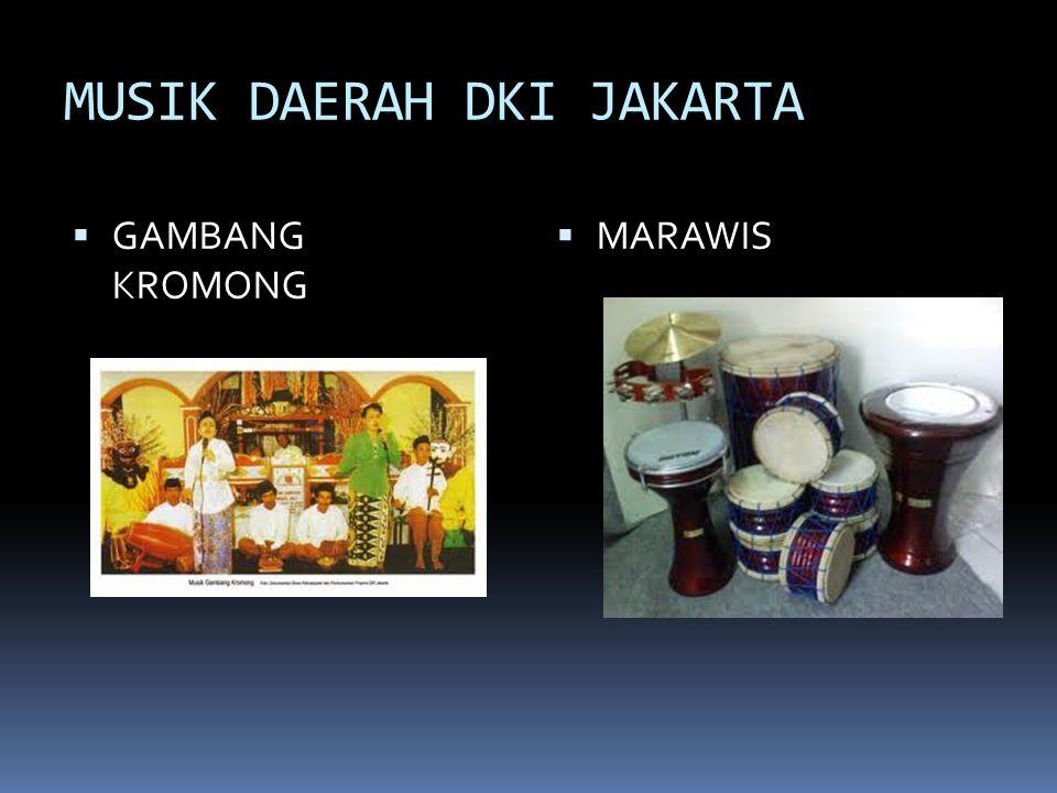 MUSIK DAERAH DKI JAKARTA