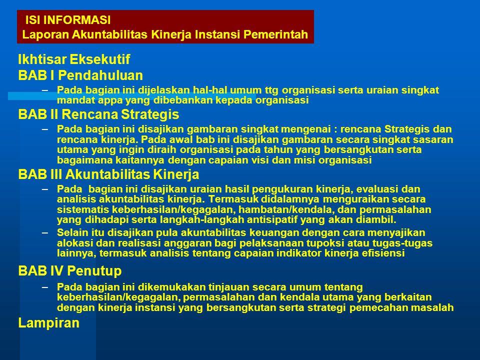 BAB II Rencana Strategis