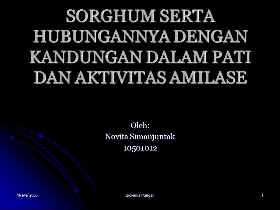 Oleh: Novita Simanjuntak 10501012