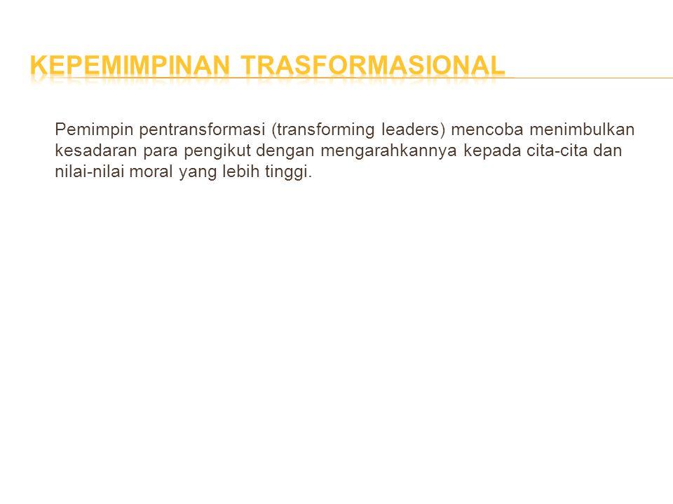 Kepemimpinan Trasformasional