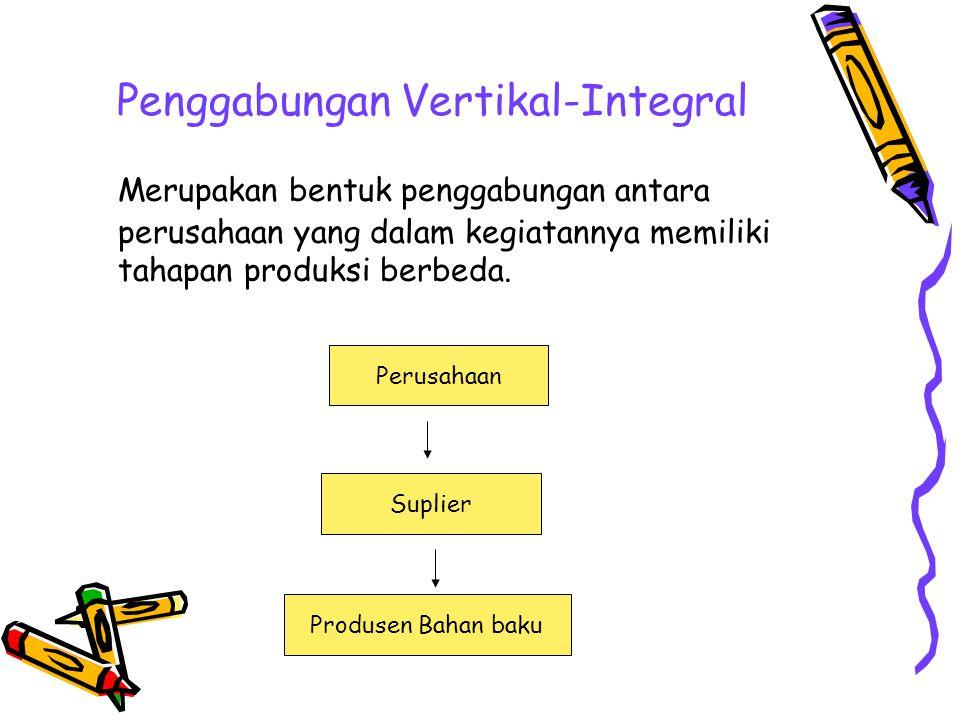 Penggabungan Vertikal-Integral
