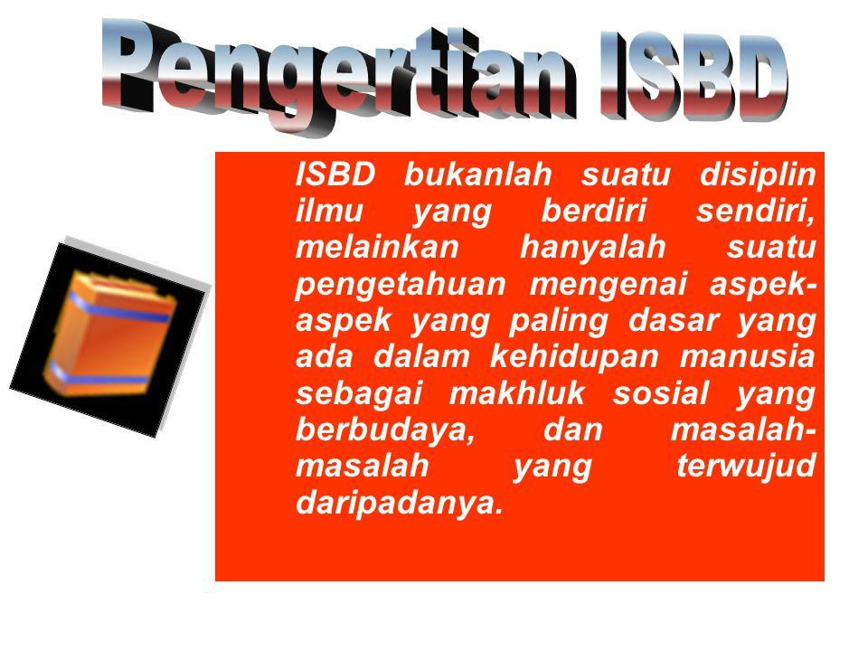 Pengertian ISBD