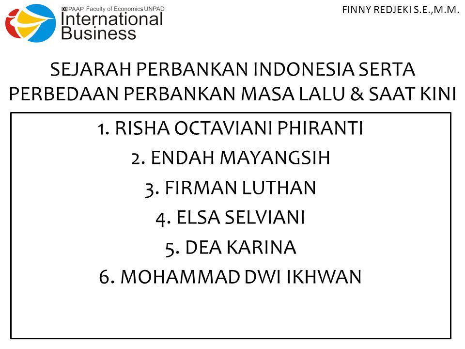 1. RISHA OCTAVIANI PHIRANTI