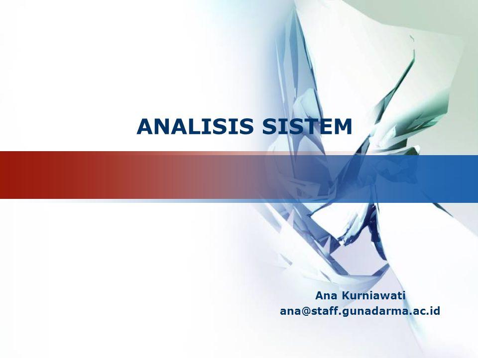Ana Kurniawati ana@staff.gunadarma.ac.id