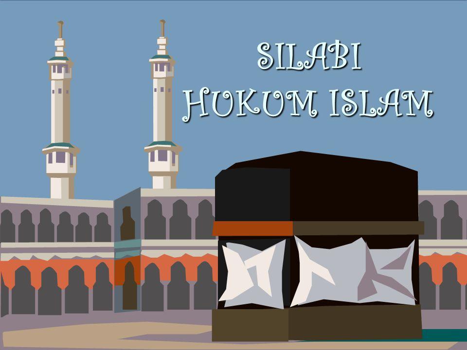 SILABI HUKUM ISLAM