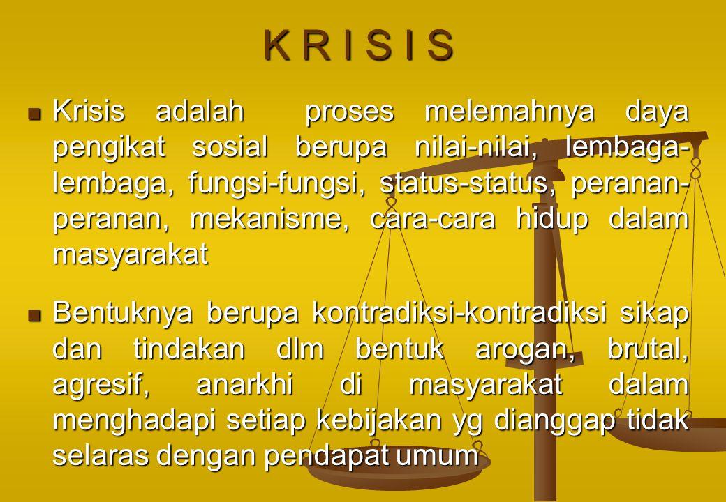 K R I S I S