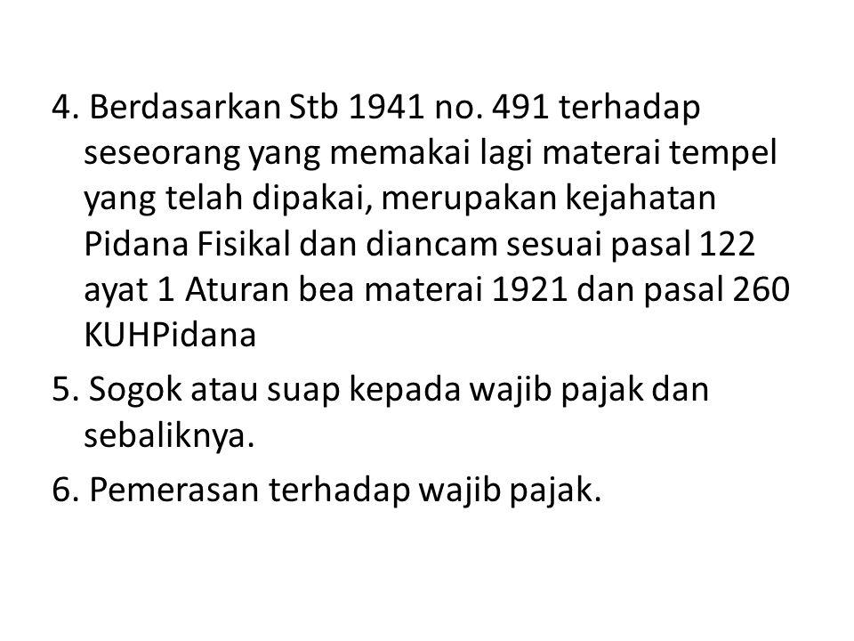 4. Berdasarkan Stb 1941 no.