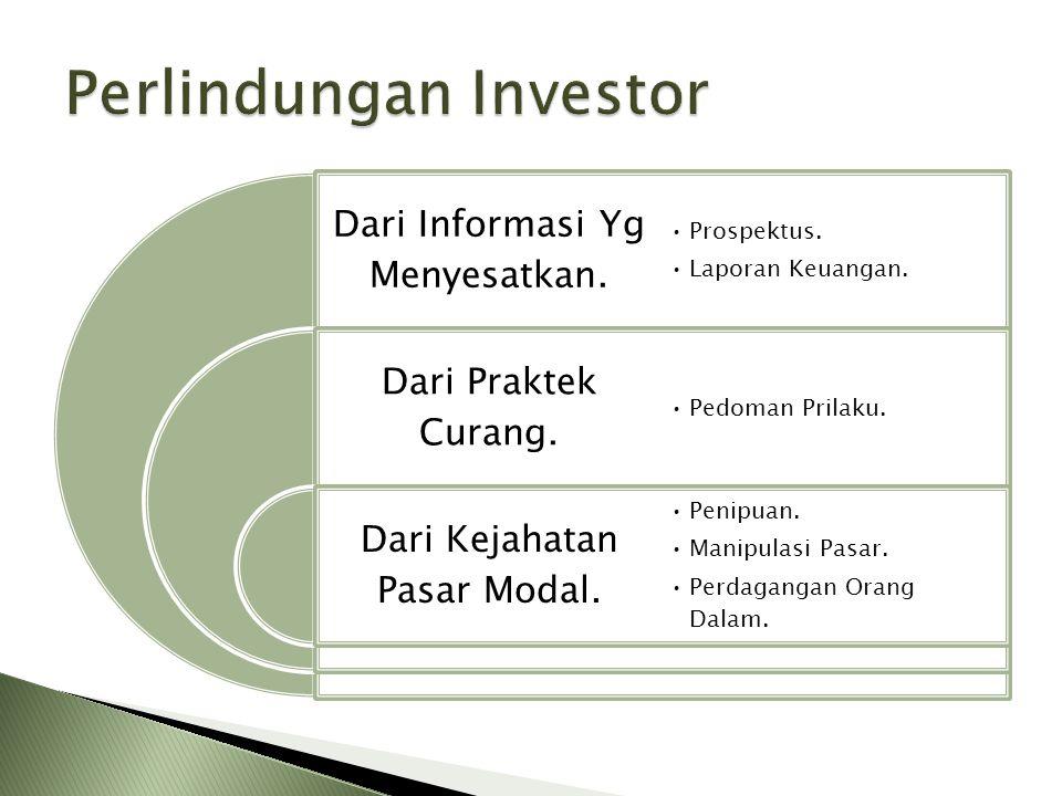 Perlindungan Investor