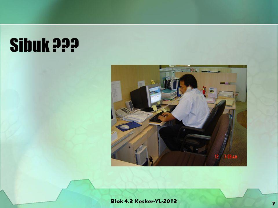 Sibuk Blok 4.3 Kesker-YL-2013