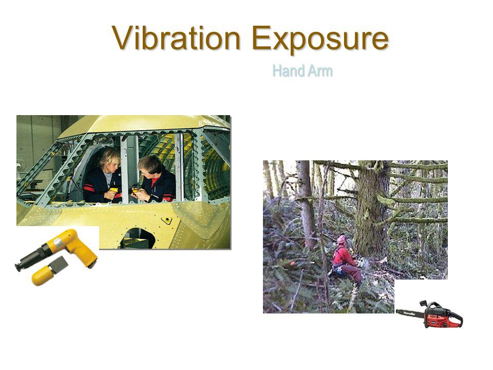 Vibration Exposure Hand Arm