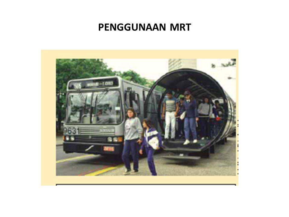 PENGGUNAAN MRT