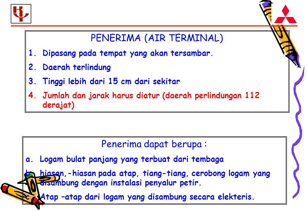 PENERIMA (AIR TERMINAL)