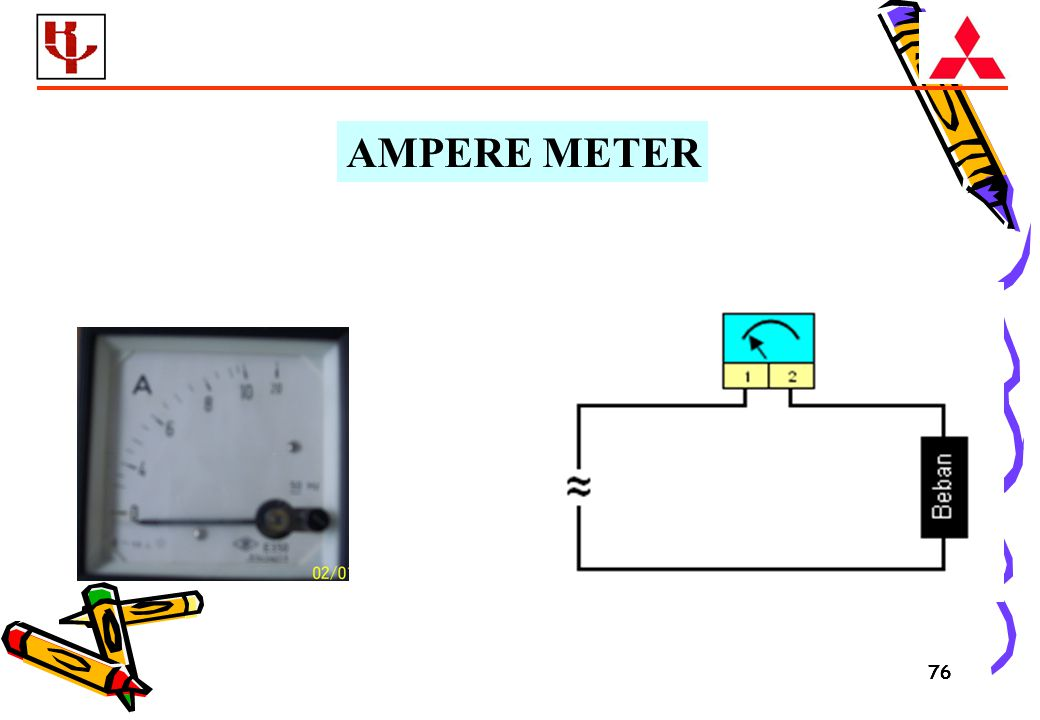 AMPERE METER 76 76 76 76 76 76 76