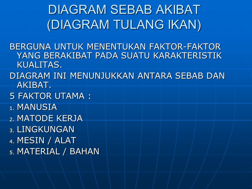Diagram sebab akibat diagram tulang ikan ppt download diagram sebab akibat diagram tulang ikan ccuart Gallery