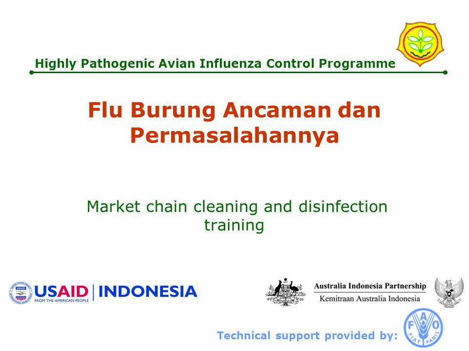 Flu Burung Ancaman dan Permasalahannya