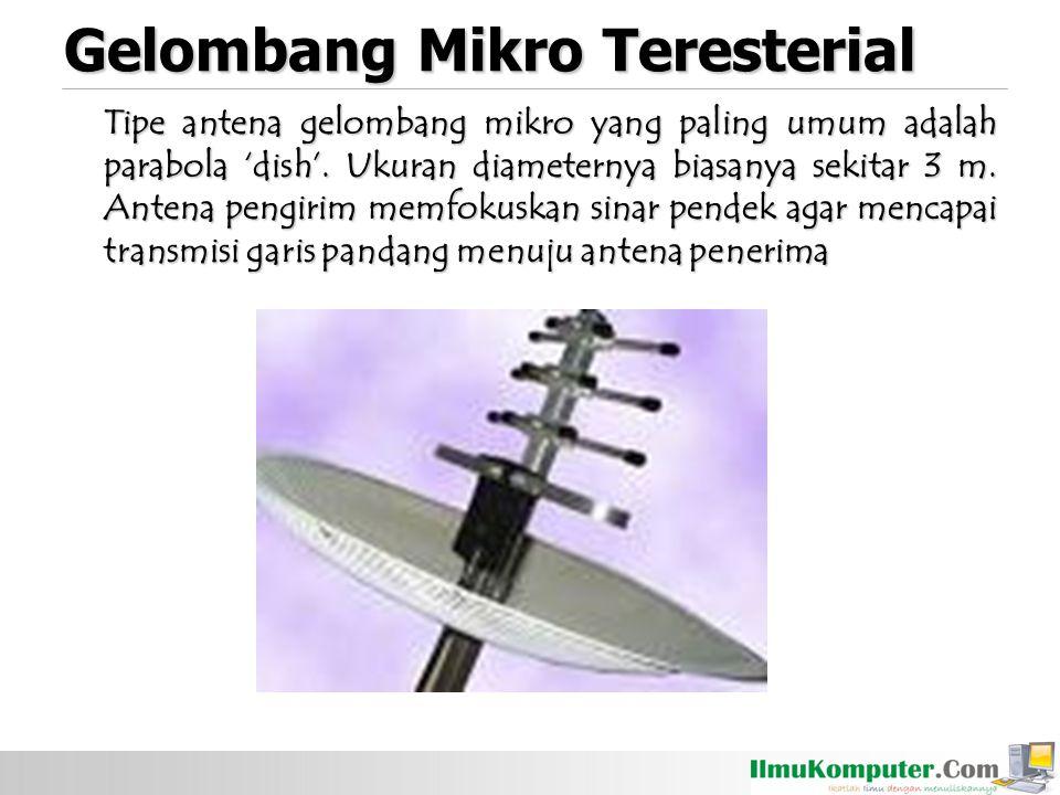 Gelombang Mikro Teresterial