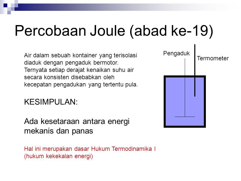 Percobaan Joule (abad ke-19)
