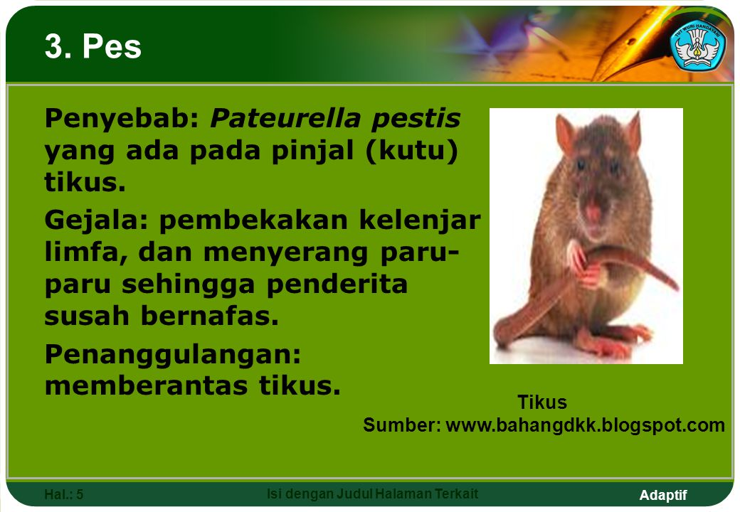 Sumber: www.bahangdkk.blogspot.com Isi dengan Judul Halaman Terkait