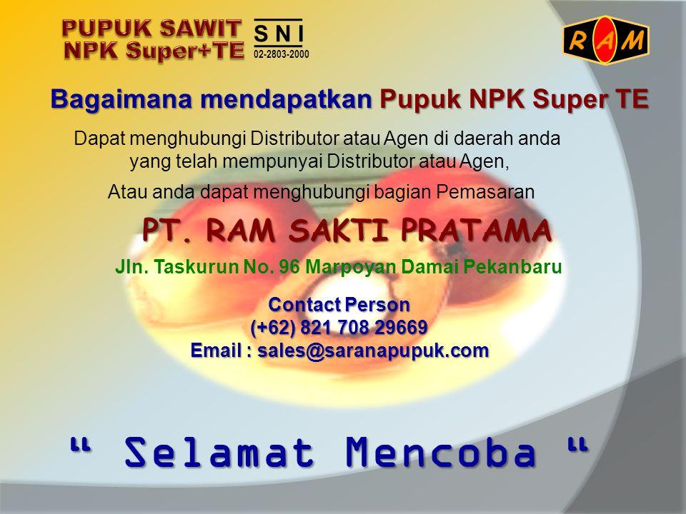 Jln. Taskurun No. 96 Marpoyan Damai Pekanbaru