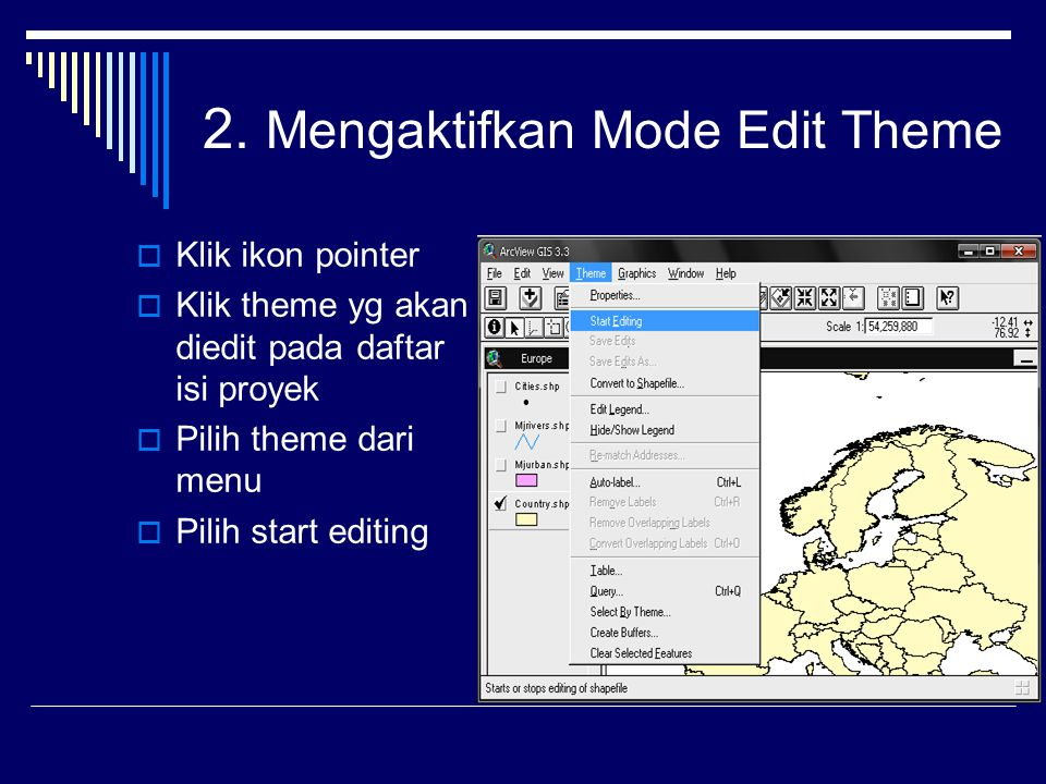 2. Mengaktifkan Mode Edit Theme