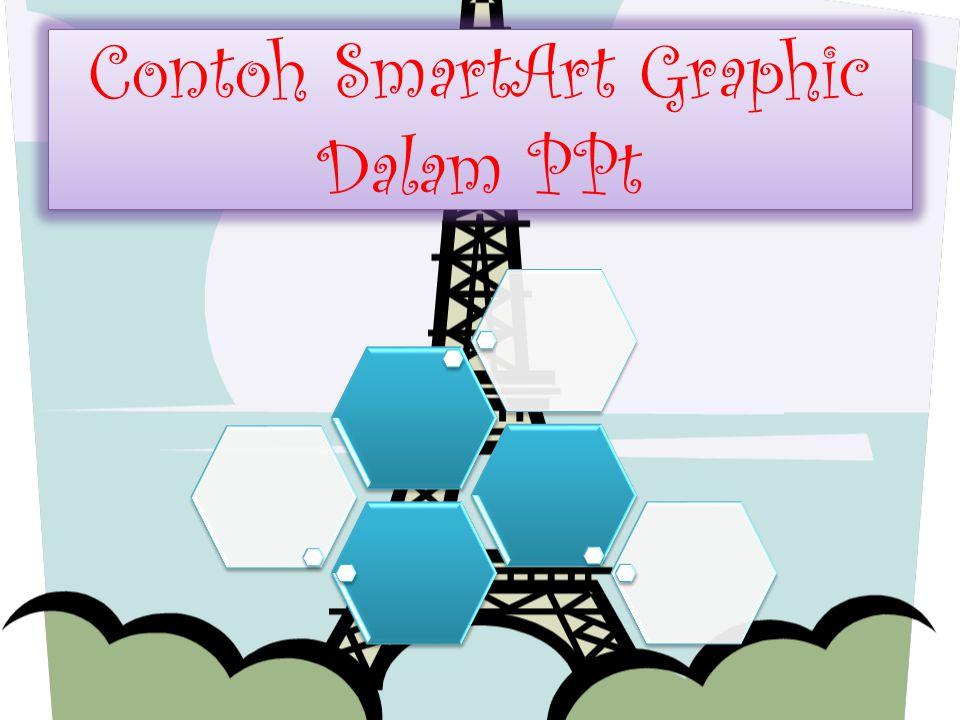 Contoh SmartArt Graphic Dalam PPt