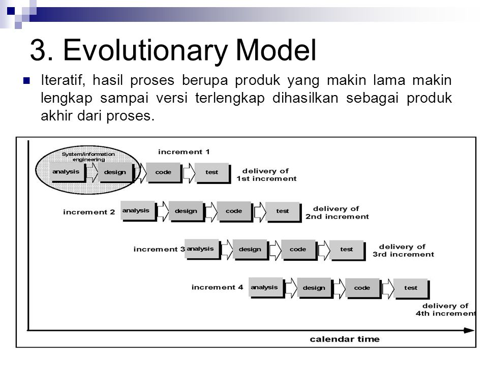 3. Evolutionary Model