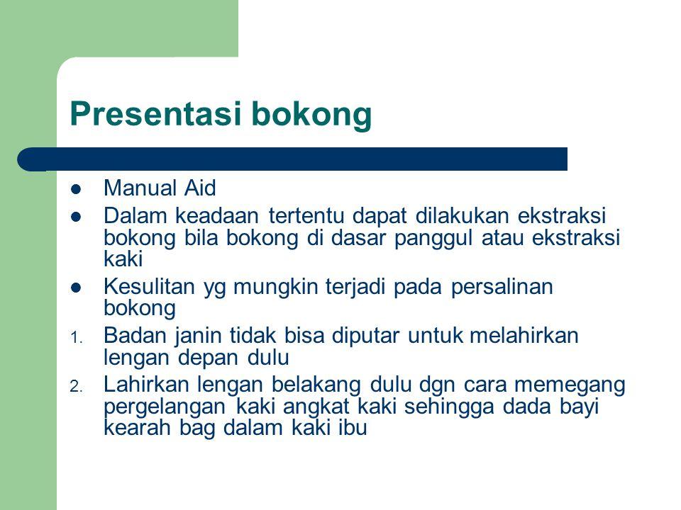 Presentasi bokong Manual Aid