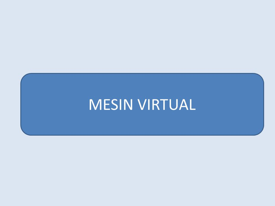 MESIN VIRTUAL