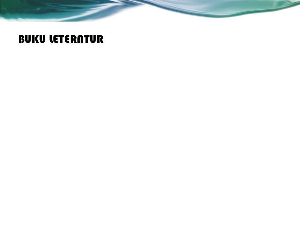 BUKU LETERATUR