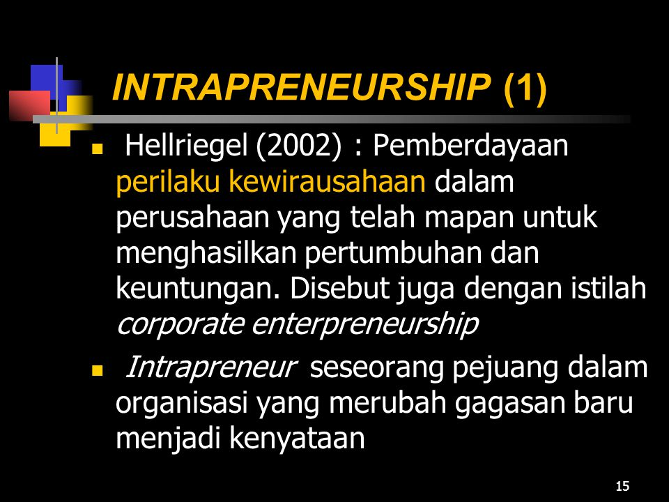INTRAPRENEURSHIP (1)