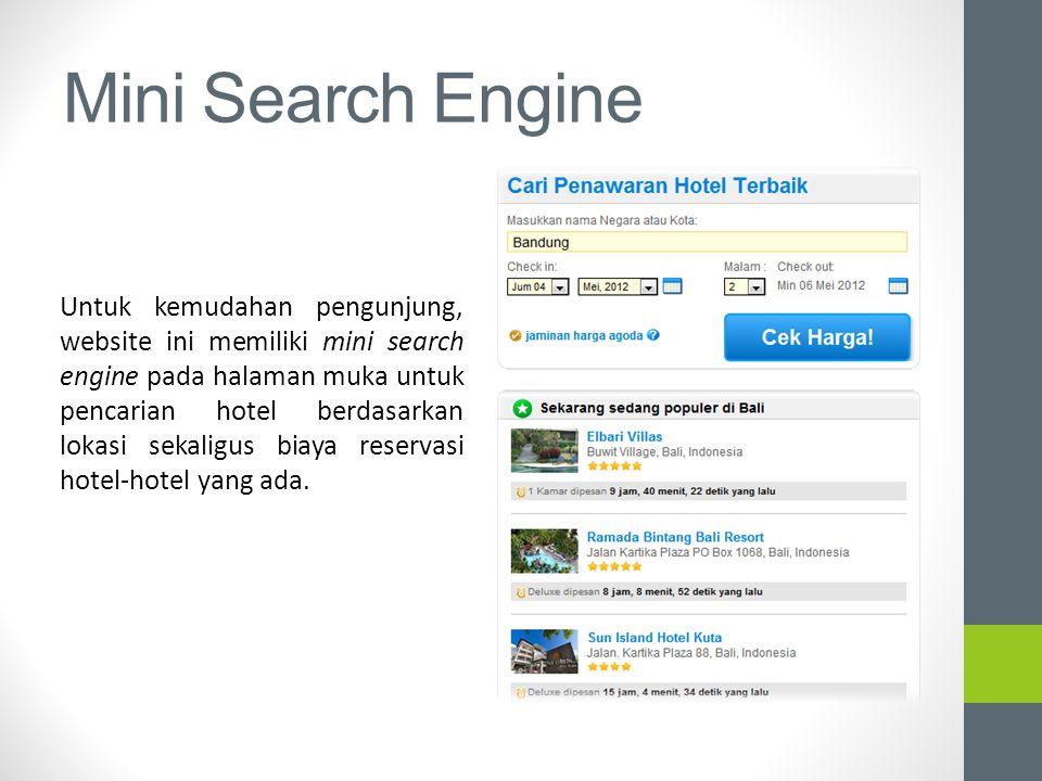 Mini Search Engine