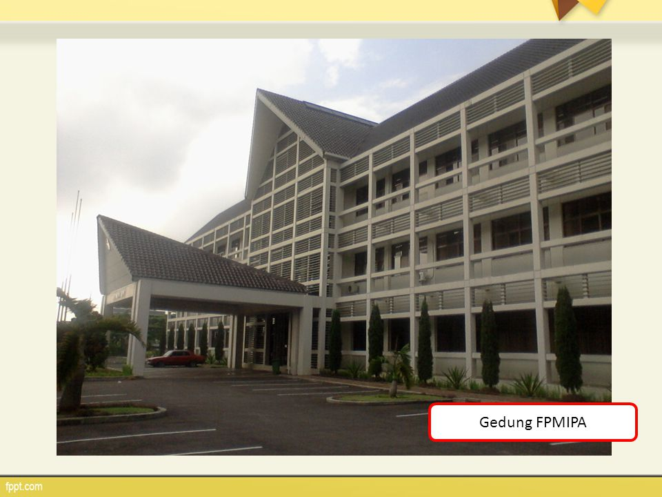 Gedung FPMIPA