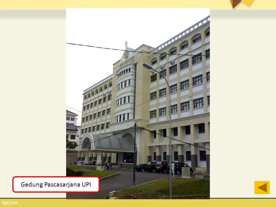 Gedung Pascasarjana UPI