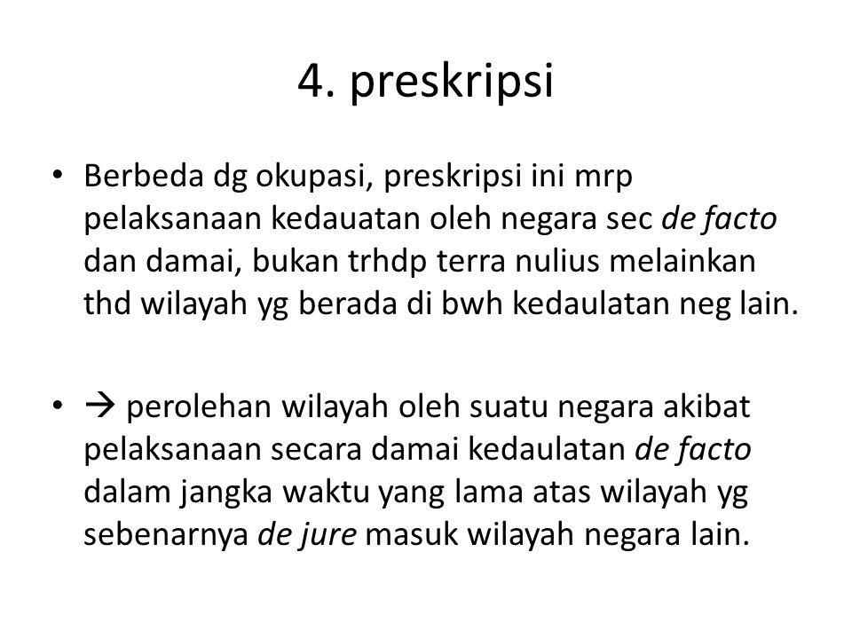 4. preskripsi