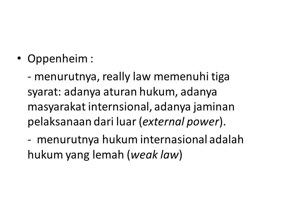Oppenheim :