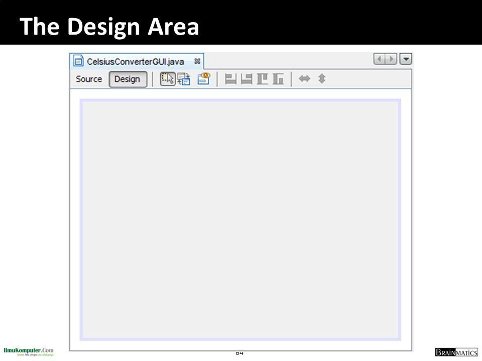 The Design Area