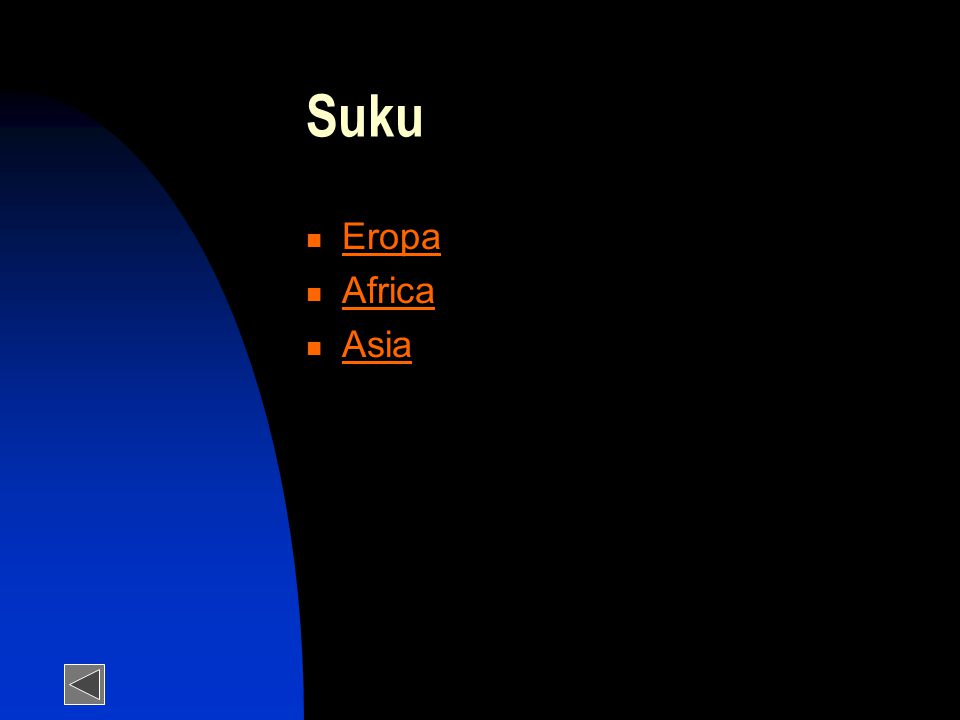 Suku Eropa Africa Asia