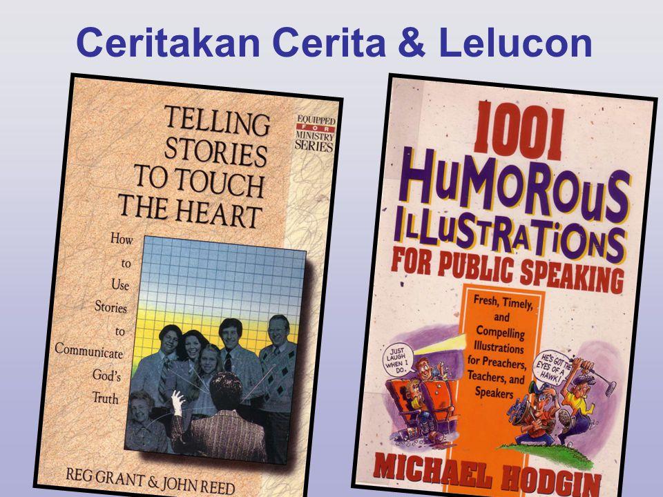 Ceritakan Cerita & Lelucon