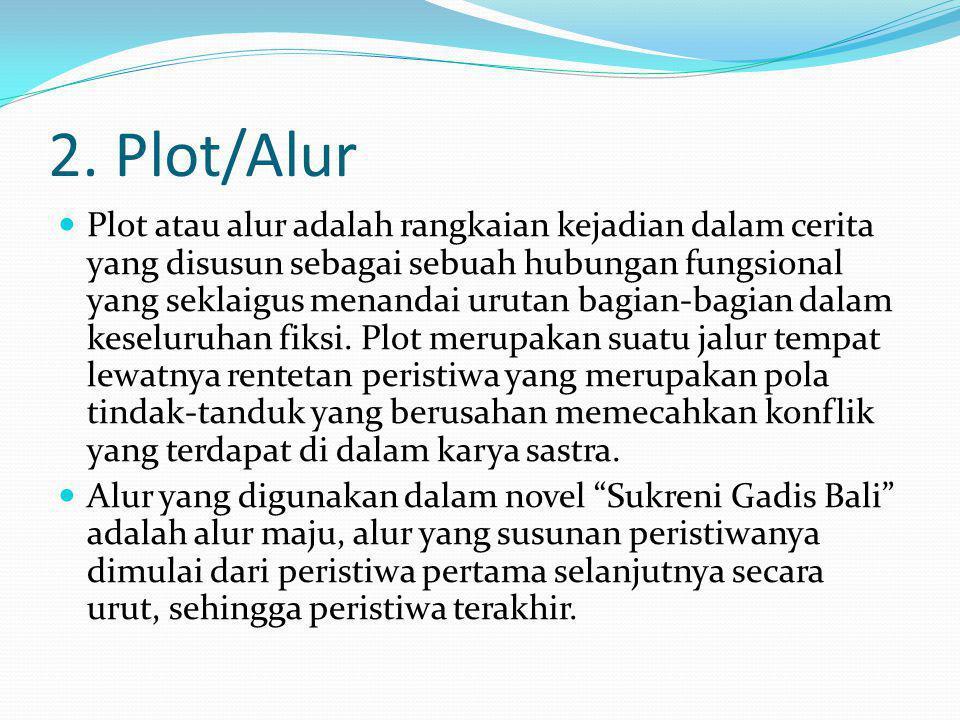2. Plot/Alur
