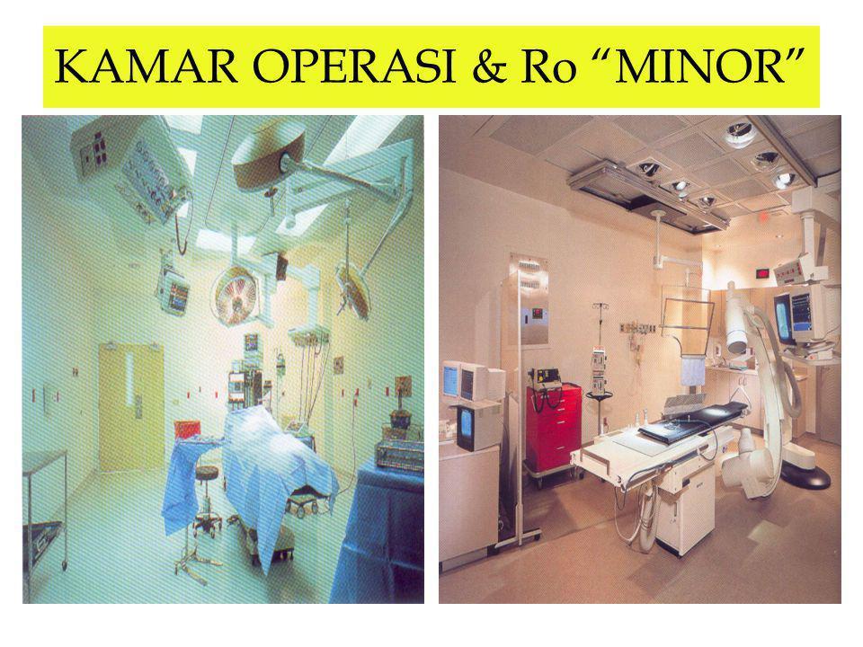 KAMAR OPERASI & Ro MINOR