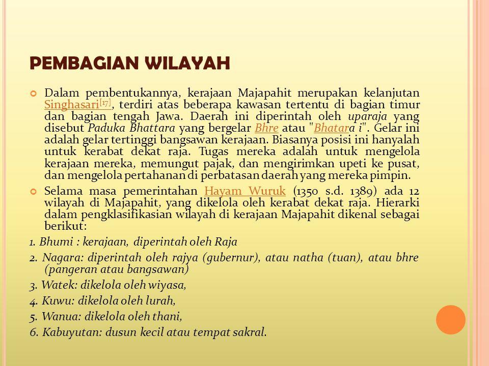 PEMBAGIAN WILAYAH