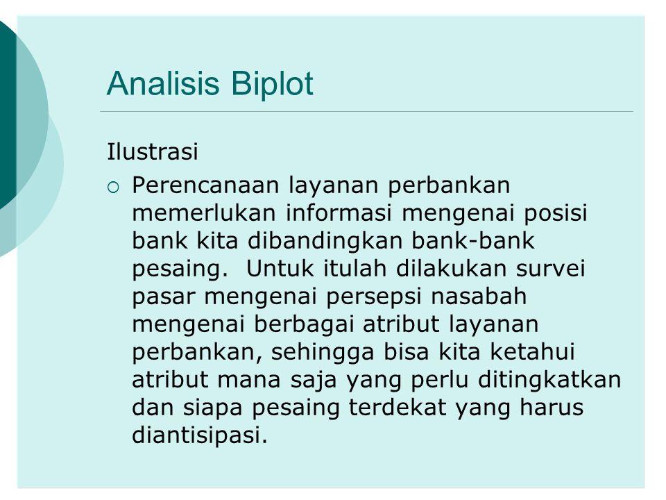 Analisis Biplot Ilustrasi