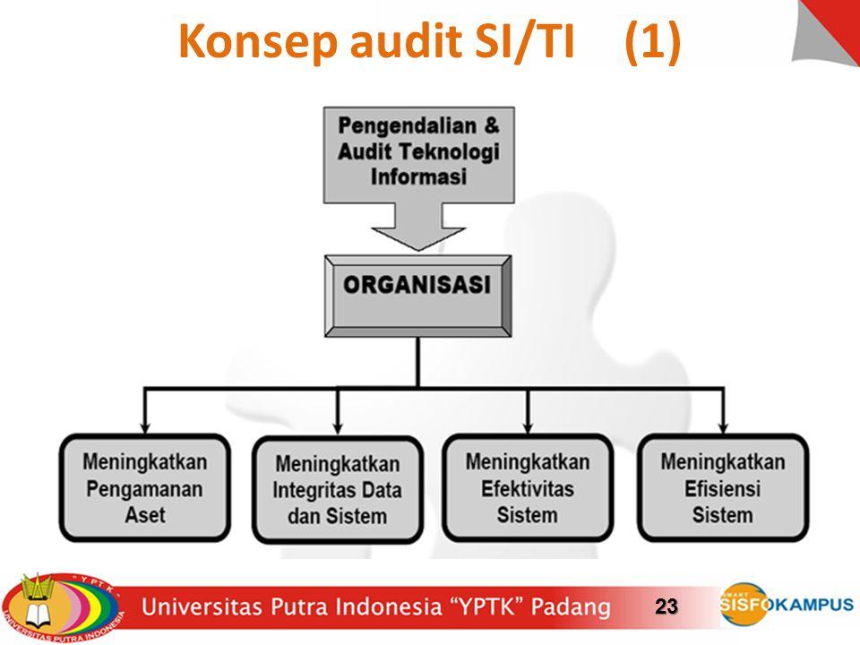 Konsep audit SI/TI (1)