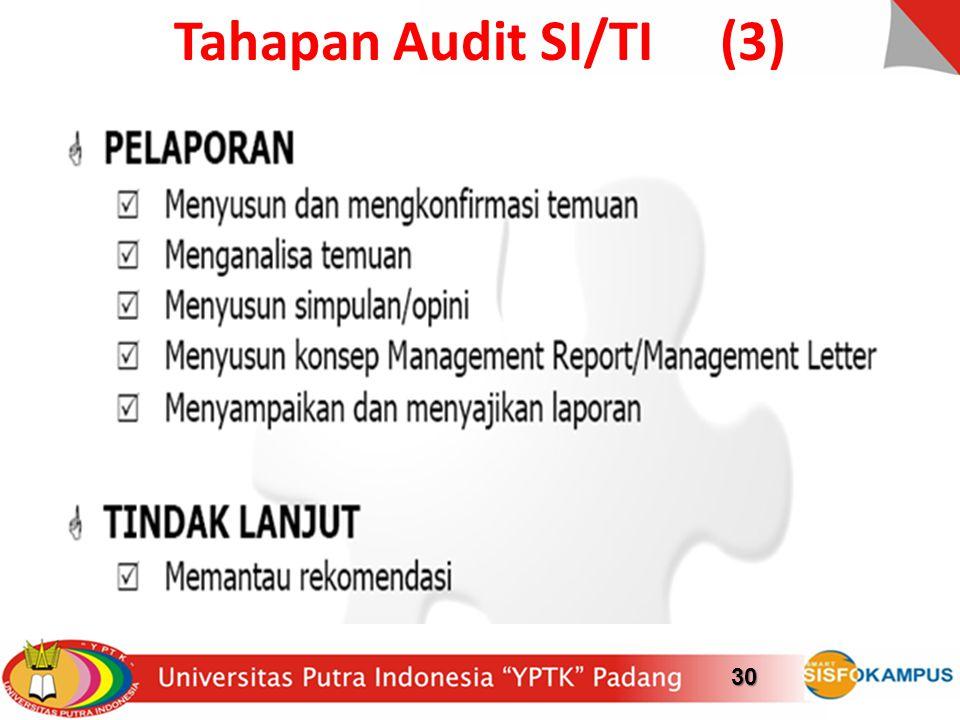 Tahapan Audit SI/TI (3)