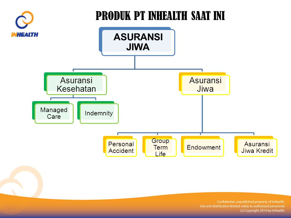 PRODUK PT INHEALTH SAAT INI
