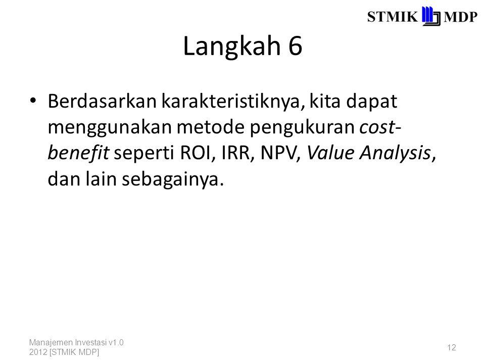 Langkah 6