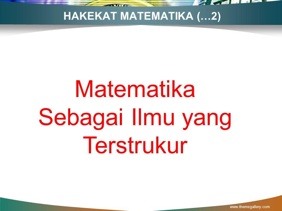 HAKEKAT MATEMATIKA (…2)