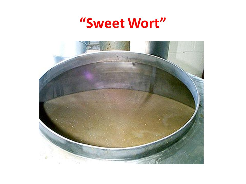 Sweet Wort